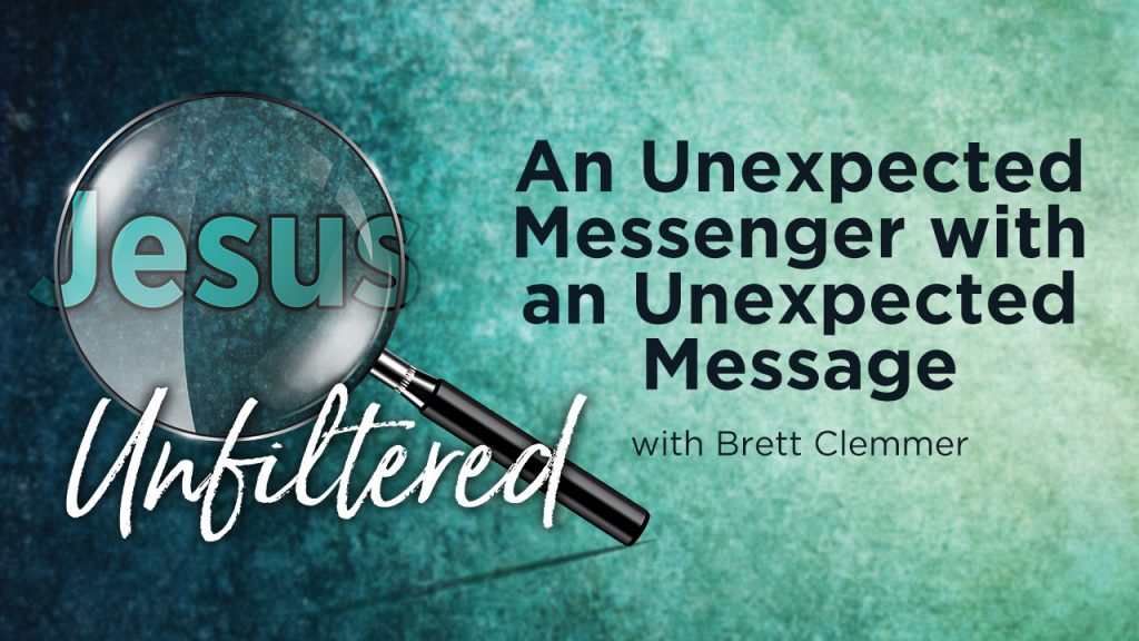 Go beyond mens ministry man in the mirror an unexpected messenger with an unexpected message brett clemmer fandeluxe Choice Image